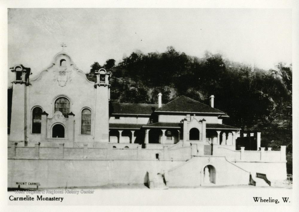 Carmelite Monastery, Wheeling, W  Va  - West Virginia History OnView