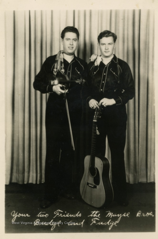Image result for Budge & Fudge, The Mayse Brothers