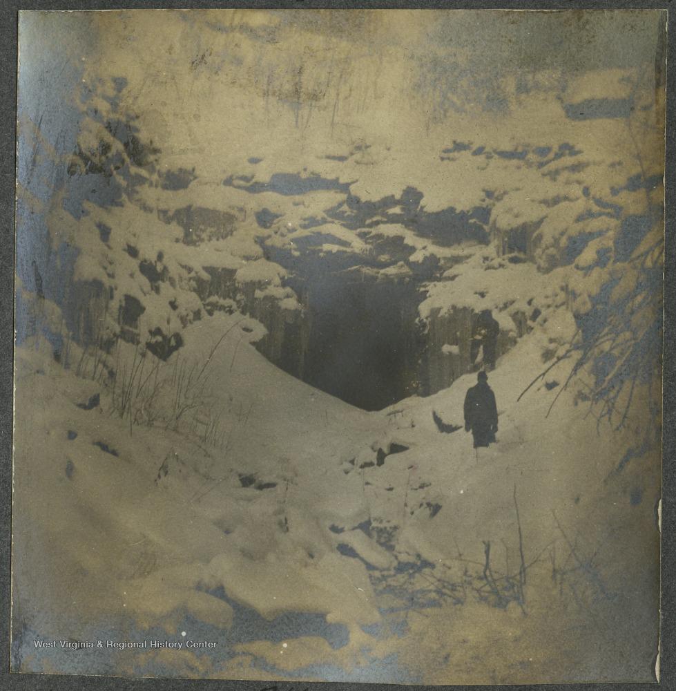 East Portal of Allegheny Mountain Tunnel near Somerset, Pa