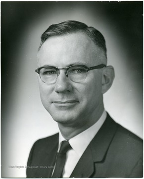 Portrait of Richard J. Wood.