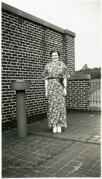 Biographical information on Hester Harr obtained from her niece, Debra Harr. Hester Harr was a patient at Hopemont Hospital for approximately 10 years. After contracting tuberculosis, she was admitted in the Spring of 1926 and discharged 1936. She was born January 10,1906 in Buena, W. Va. near Canaan Valley, one of five children (the third and last daughter) of John R. and DeLarie Harr. Hester graduated from Petersburg High School in 1925. She entered Shepherd College in the fall of that year. In the spring of 1926, she transferred to West Virginia University. Her brother, Guy Harr, born 1909, was also a student at WVU at the same time. He also contracted tuberculosis and entered the Hopemont Sanitarium. He died at Hopemont in 1934. After leaving Hopemont, Hester Harr married Harold Yokum of Keyser on December 31, 1938. They made their home in Ridgeley, W. Va. near Short Gap, W. Va. (on Rt. 28 South of Cumberland). They had no children. Harold Yokum died in 1953. Hester Harr died in 1987 of complications of pneumonia. She is buried in the Maple River Cemetery in Petersburg, W. Va.
