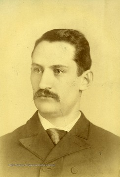 Dr. Hartigan was a Professor of Biology at WVU and open the first public hospital in Morgantown in ca.1899.