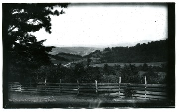 A view of Cumberland from the noon camp; the photo was taken about noon.  200.w.(85)