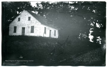 A view of Dunker Church; the photo taken on Wednesday at 7:30 pm; 170.W.71.