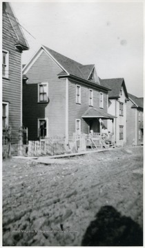 Listrava Avenue, 6 room house, rented for $15.00 per month and has 17 occupants. Most occupants were Eastern European Immigrants.