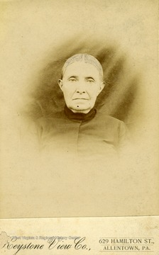 Born June 8,1821 and died Febuary 25, 1900. Daughter of Rev. Alexander and Mary Ann Summers.