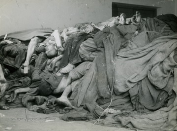 On April 29, 1945 Dachau was surrendered to the American Army by SS- Sturmscharfuhrer Heinrich Wicker. As U.S. troops neared the camp, they found more than 30 railroad cars filled with additional bodies brought to Dachau.