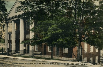 Built 1837, good for centuries. (From postcard collection legacy system.)