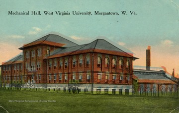 See original for correspondence. Published by E.C. Kropp Company. (From postcard collection legacy system--WVU.)