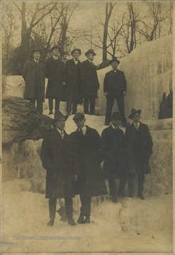 Top row: Leehamn, Rammage, Bird, Malear, Duffy. Bottom row: Womack, Hannon, Chism, Glass