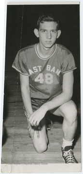 Fischer was a teammate of Jerry West during his high school basketball career.The 1956 team secured the first ever state championship title for East Bank High School's basketball team.