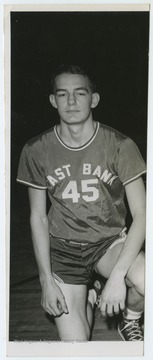 Akers was a teammate of Jerry West during his high school basketball career.The 1956 team secured the first ever state championship title for East Bank High School's basketball team.