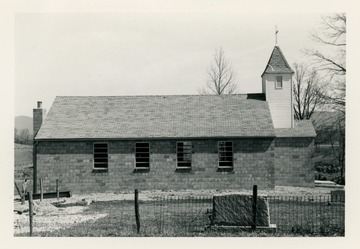 Little Bethel Missionary Baptist Church was organized in 1803.
