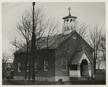 Mt. Zion Episcopal was organized in 1817-1818. It was previously called Hedges Chapel.