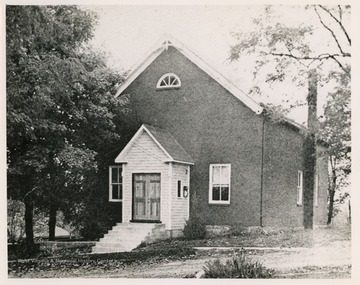 St. Mark's was organized in 1844, but was previously known as First M.E. Church.