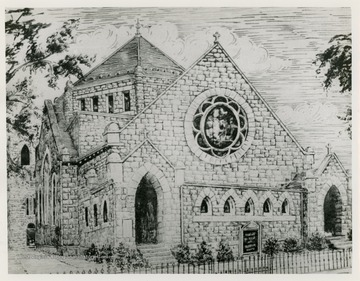 The Christ Reformed Church (or United Church of Christ) was organized in 1775.