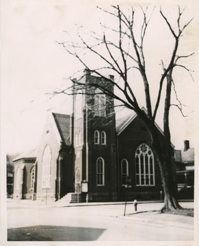 The church was founded in 1839. The present church was built in 1886 and renovated in 1953.