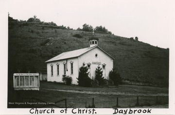 The church was constructed and founded in 1842.  The present building was built in 1894.