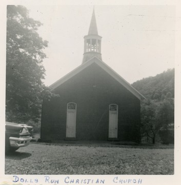 The church was organized in 1835.