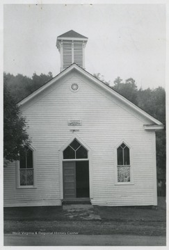 The building was erected as a house of worship in 1859.